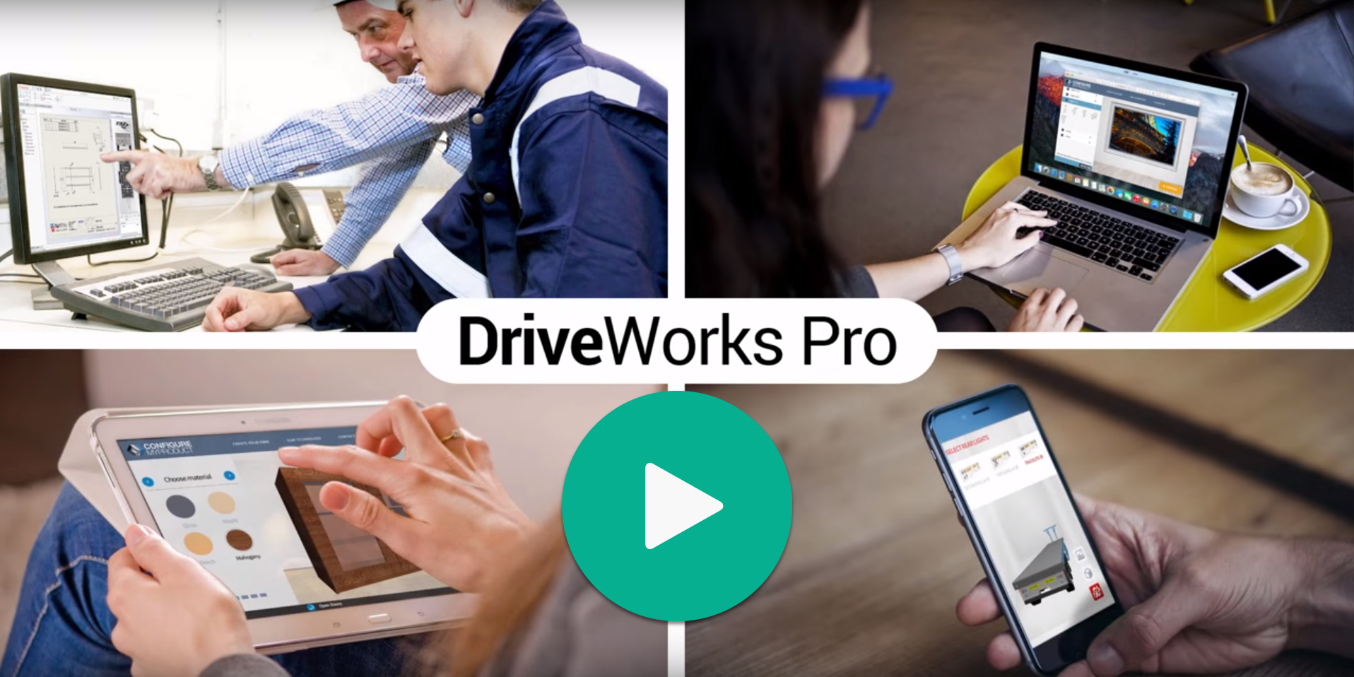 DriveWorks Pro Modules - Video